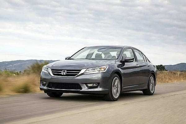 2018-2019 Honda Accord PHEV — hybrid 2018-2019 Honda Accord Plug-in Hybrid EV