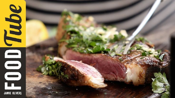 The most amazing beef Steak with Gennaro Contaldo ---   In this series Jamie's mentor and friend Gennaro cooks some gorgeous Italian dishes from the town on the Amalfi Coast where he was born. In this episode he s...