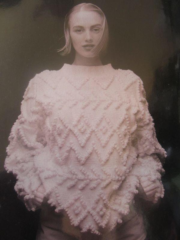 Edina Ronay heritage, Harper's Bazaar circa 1990