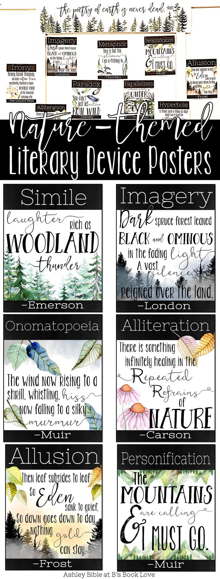 25+ best English classroom posters ideas on Pinterest | English ...