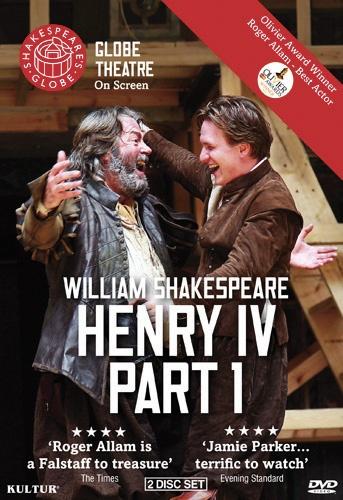 Henry IV Part 1 / HU DVD 10937 / http://catalog.wrlc.org/cgi-bin/Pwebrecon.cgi?BBID=12531647