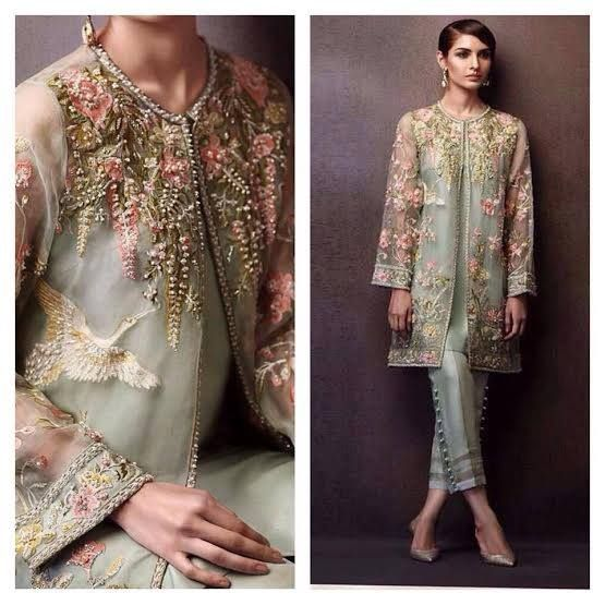 1a7036db7a Pakistani Party Dresses & Occasional Wear by Pakicouture.com | Buy Pakistani  Fashion Dresses. Pakistani Branded & Latest clothes | suits | Pakistani  fashion ...