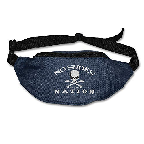 Print Kenny Chesney No Shoes Nation Canvas Zipper Fishing Waist Pack >>> You can find out more details at the link of the image.
