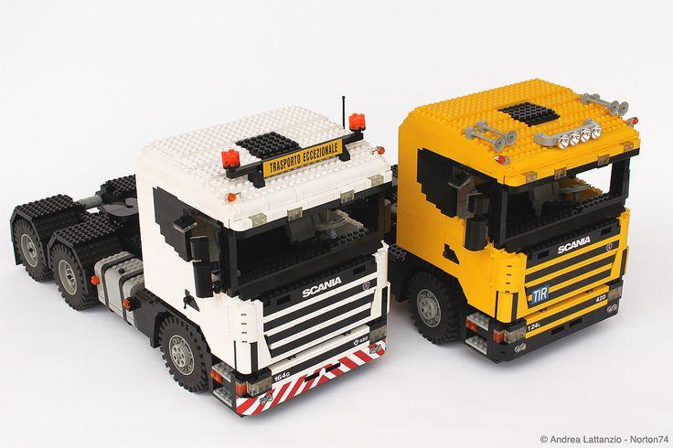 "LEGO ""4 SERIES"": A ""BRICK"" TRIBUTE TO THE GENIUS BERTONE (TORINO)"