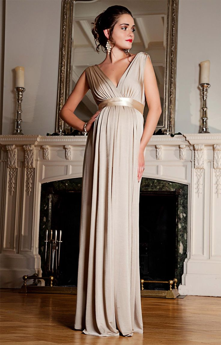 14 best maternity dresses images on pinterest maternity clothing anastasia maternity gown gold dust maternity wedding dresses evening wear and party clothes by tiffany rose ombrellifo Choice Image