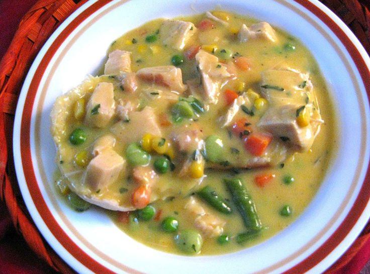 ... ala king | Recipe | Turkey ala king, Cream of chicken soup and Turkey