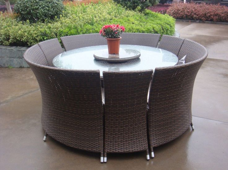 Patio Furniture Sets For Small Spaces Give You An Excellent Idea To  Outsmart Your Tiny Area.