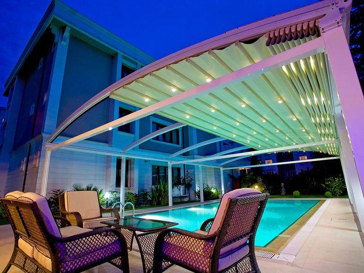 Terrace Roofs
