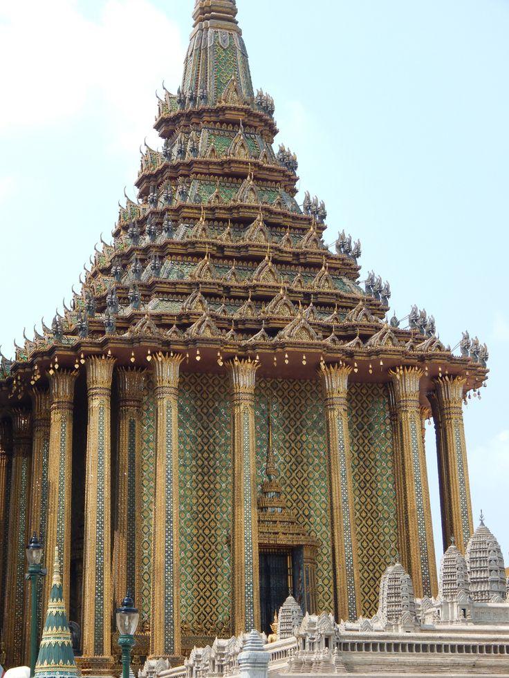 Palacio Real. Bangkok