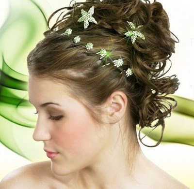Prom Hairstyles || #Hair #Hairstyles #Haircuts #Prom @Pinterest