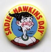 Sadie Hawkins Day: 11 13 12 Sadie, Holidays Insight, Happy Sadie, National Holidays, Nov 13, Favorite Guys, Sadie Hawkins, Nov 14, Comic Strips