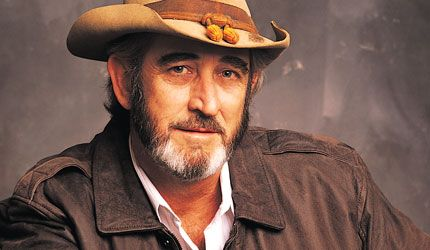 DON WILLIAMS - His voice and lyrics move me down to my soul! I've seen Don in small clubs many times and several of them I was seated up front center stage, two feet away from him! My grandsons absolutely love 'I Believe You'. My favorite...'I Wouldn't Be A Man'!...Knocks me out every time!!!