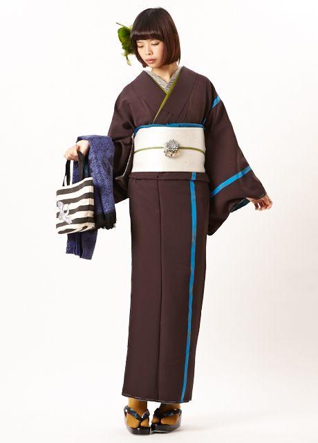【2013オリジナル小紋】かすり縞【楽天市場】