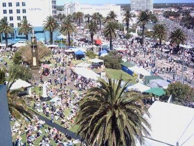 St Kilda Festival a must see...