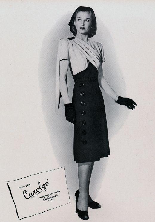 dress style 40s music