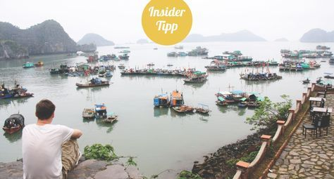 Vietnam Insider Tipp: Halong Bucht