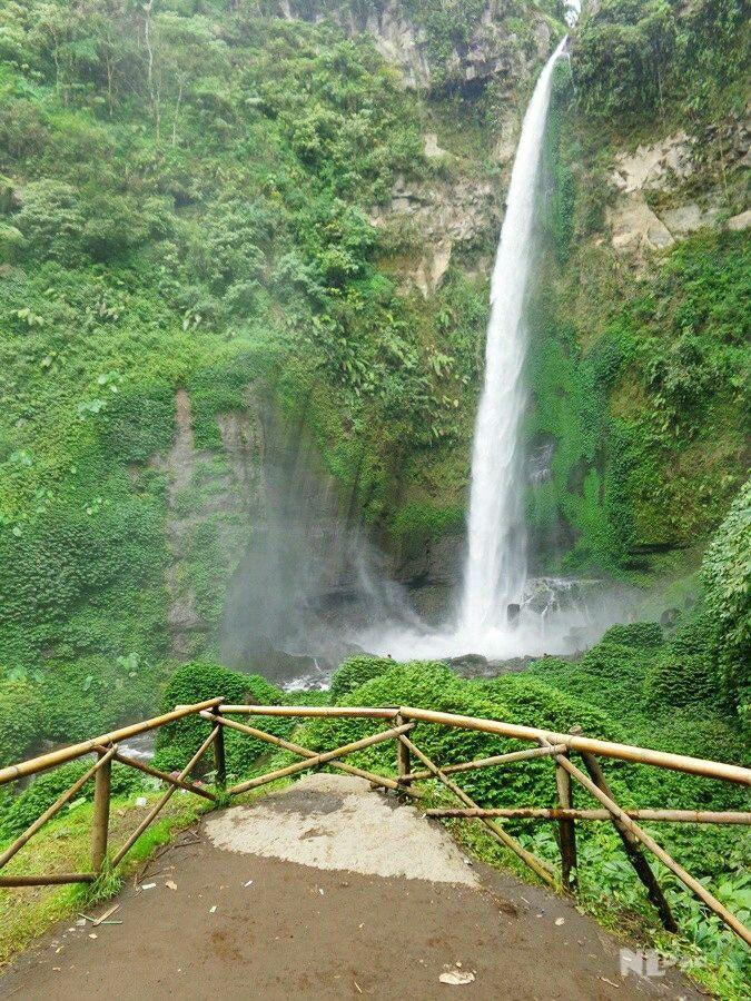 Coban Pelangi Waterfall, Indonesia