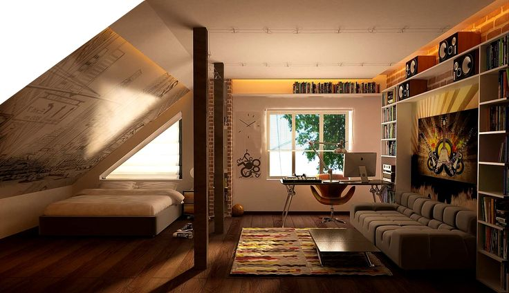 Best 25+ Small attic bedrooms ideas on Pinterest | Small ...