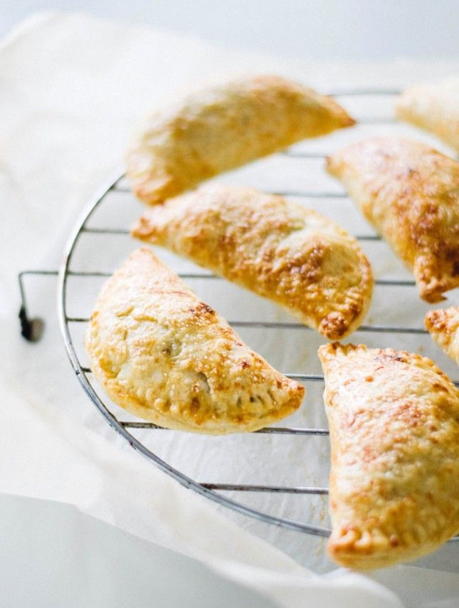 Apple Gouda Hand Pies.