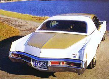 Pontiac Grand Prix SSJ