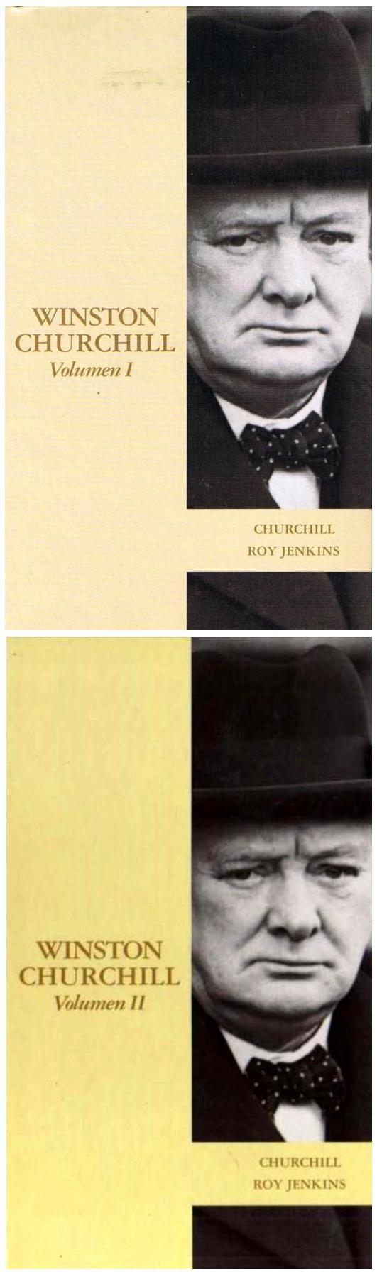 JENKINS, Roy. Winston Churchill. Diario ABC, S.L. 2003. Winston Churchill constituye sin duda uno de los principales iconos de la historia moderna. Fue el primer ministro más celebrado del siglo XX gracias a su participación en la Segunda Guerra Mundial, aunque su carrera política duró setenta años...