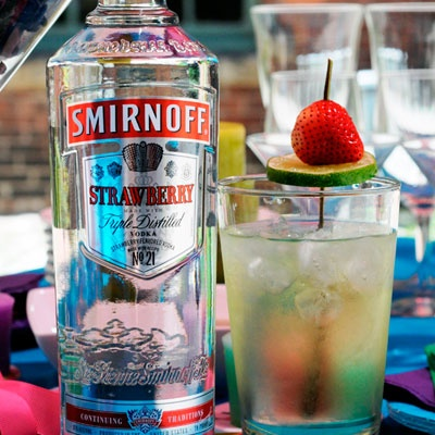 17 best images about smirnoff strawberry on pinterest for Flavored vodka mixed drinks