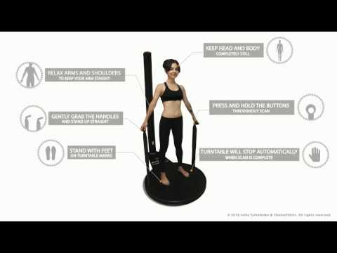 Fit3D: 3D Body Scanner, Body Scanning, 3D Body Measurement & Fitness Tracker