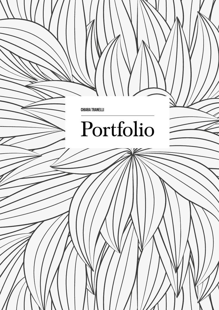 Graphic Design Portfolio Cover Ideas