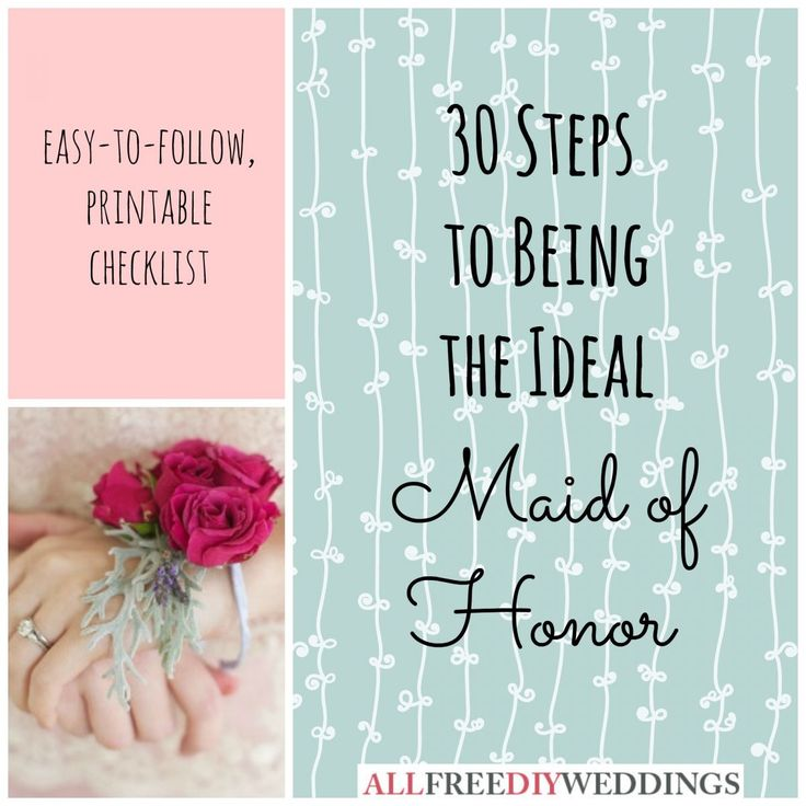 Best 25 Bridesmaid checklist ideas on Pinterest Bridesmaid tips
