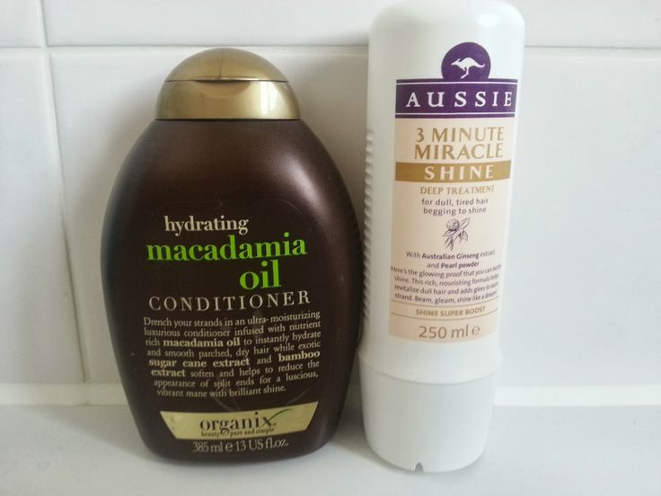 LouLouLoves.: Organix Macadamia Oil Conditioner Review.
