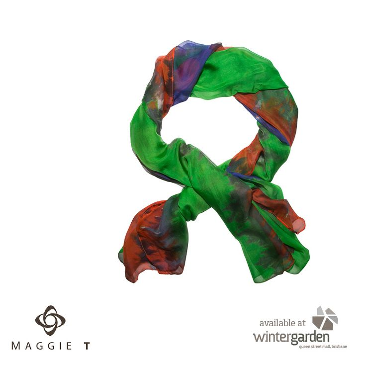A great summer scarf for Mum!
