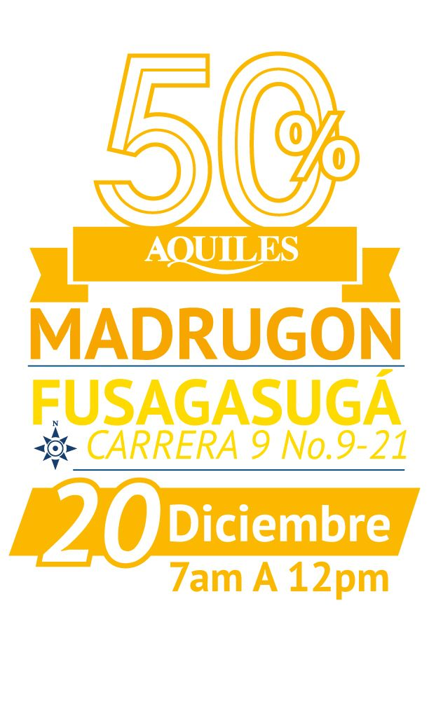 Gran madrugón Fusagasugá 20 de Diciembre 2014 de 7am A 12pm.