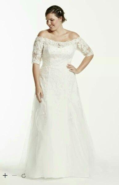 Trumpet Bottom Wedding Dresses : Trumpet bottom gorgeous m s fall wedding bridal