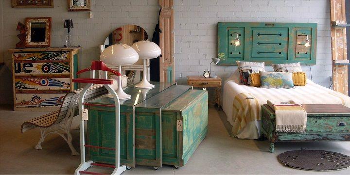 Compraventa de muebles de segunda mano manualitats for Muebles vintage segunda mano