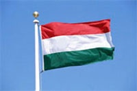 National flag of Hungary