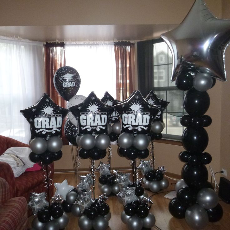 17 Best Images About Graduation Balloons On Pinterest