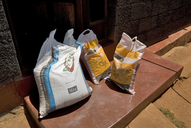 More than 20,000 families in Lesotho received free seed and fertilizer but much of it has gone unused