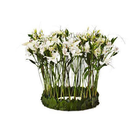 Blommor är så personligt. Det samma gäller blommor till en begravning