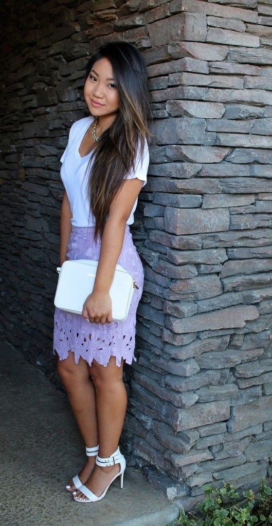 17 Best ideas about Purple Pencil Skirts on Pinterest | Sexy skirt ...