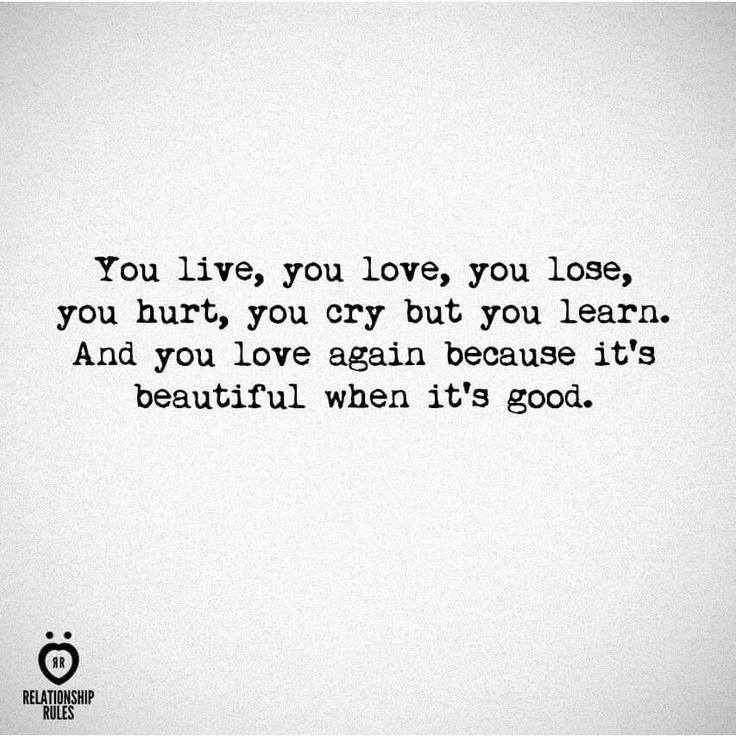 Love again...