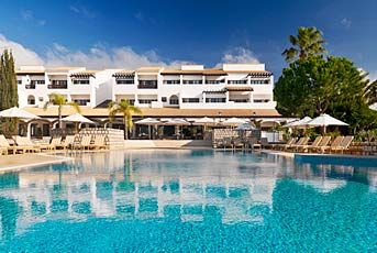 Sheraton Algarve Hotel, Albufeira, Portugal (Starwood Category 5)