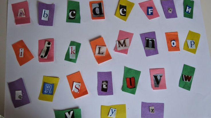 Psicopedagogia Salvador: 23 sugestões de atividades que irão auxiliar no processo de alfabetização do (a) seu (sua) filho (a)