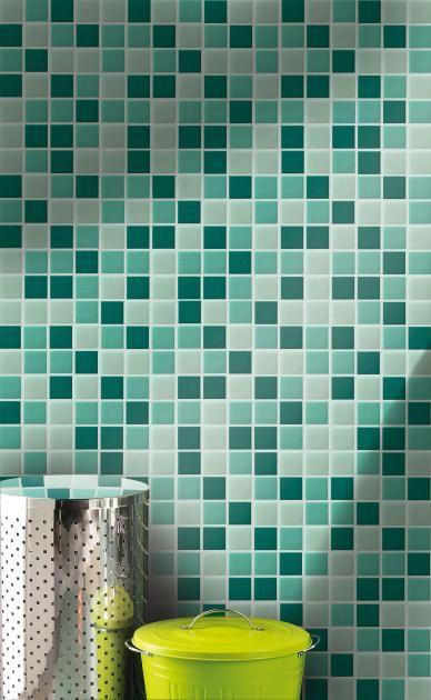 Mosaikfliesen für Bad, Küche und Wohnzimmer - [SCHÖNER WOHNEN]