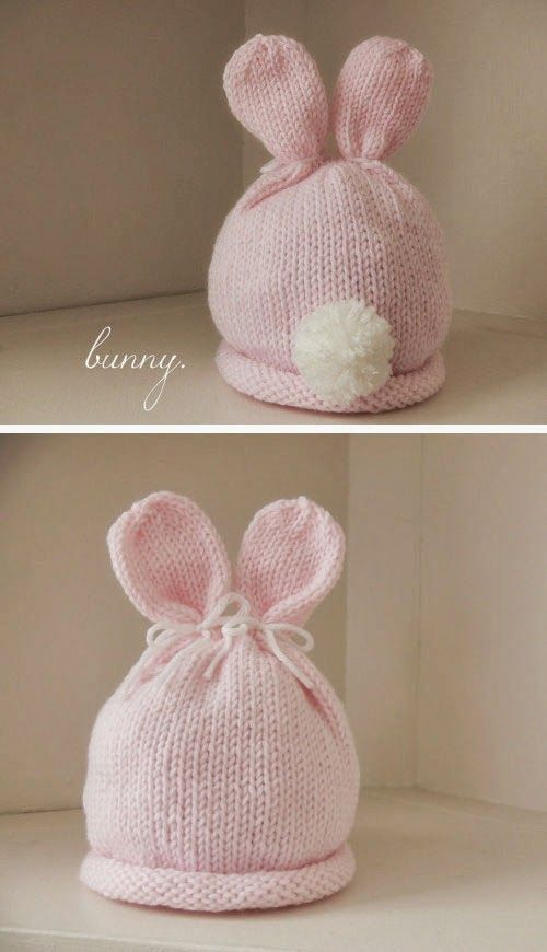 many bunny Easter spring DIY ideas