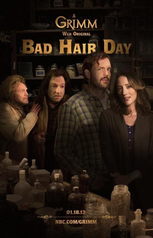 Grimm: Bad Hair Day (TV Series 2012- ????)