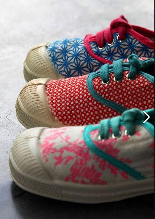 Bensimon tennis shoes!!