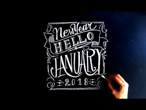 大人黒板おしゃれなチョークアートの描き方(chalkart:chalklettering)