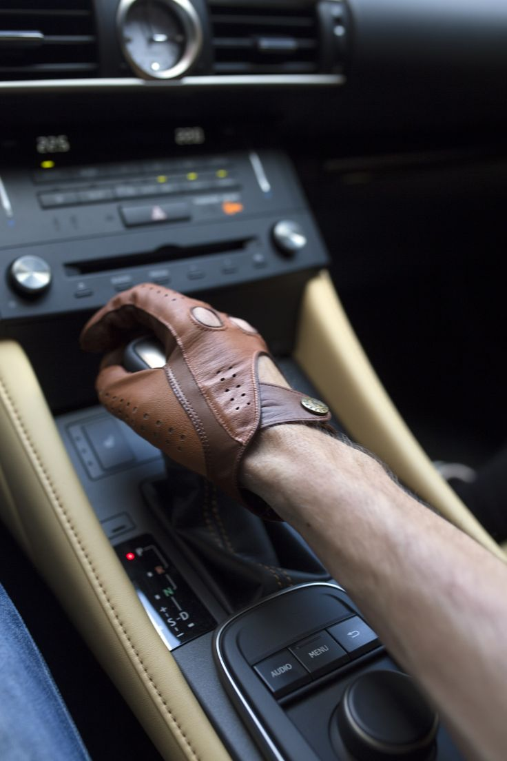 Driving gloves Made in Hungary