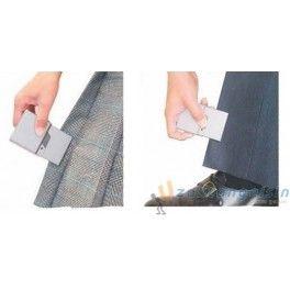 Mini cep ütüsü, yoğun ofis çalışanlarının vazgeçilmezi olmaya aday olabilecek eğlenceli ve kullanışlı bir ürün. Mini cep ütüsünü uygun fiyat avantajı ile satın alabilirsiniz. Sitemizde bulunan tüm ürünler Uzaktangelsin.com güvencesi altındadır. %100 güvenli alışveriş yapmanın keyfini çıkartın.