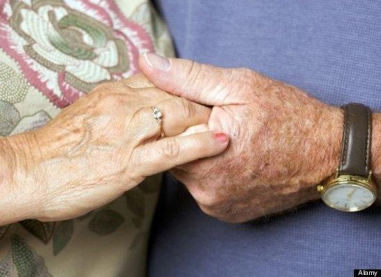 Couple married 73 years die hours apart.